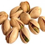 Pistachios are a great tasting heart healthy snack.
